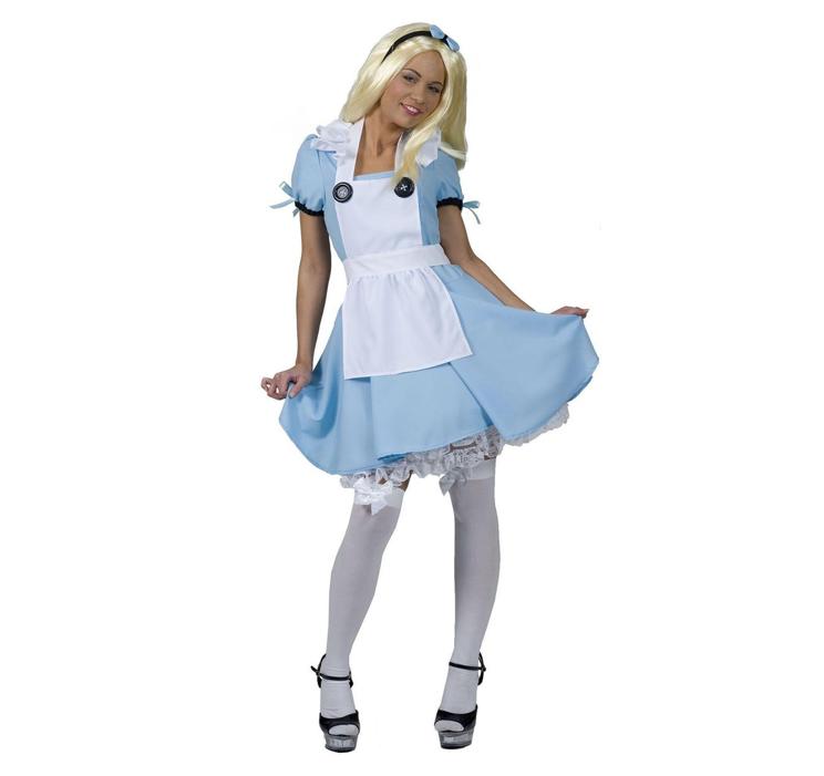 Alice In Wonderland | Dameskostuum