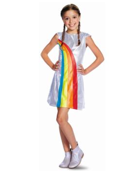 K3 Regenboogjurk | Kinderkostuum | Studio 100