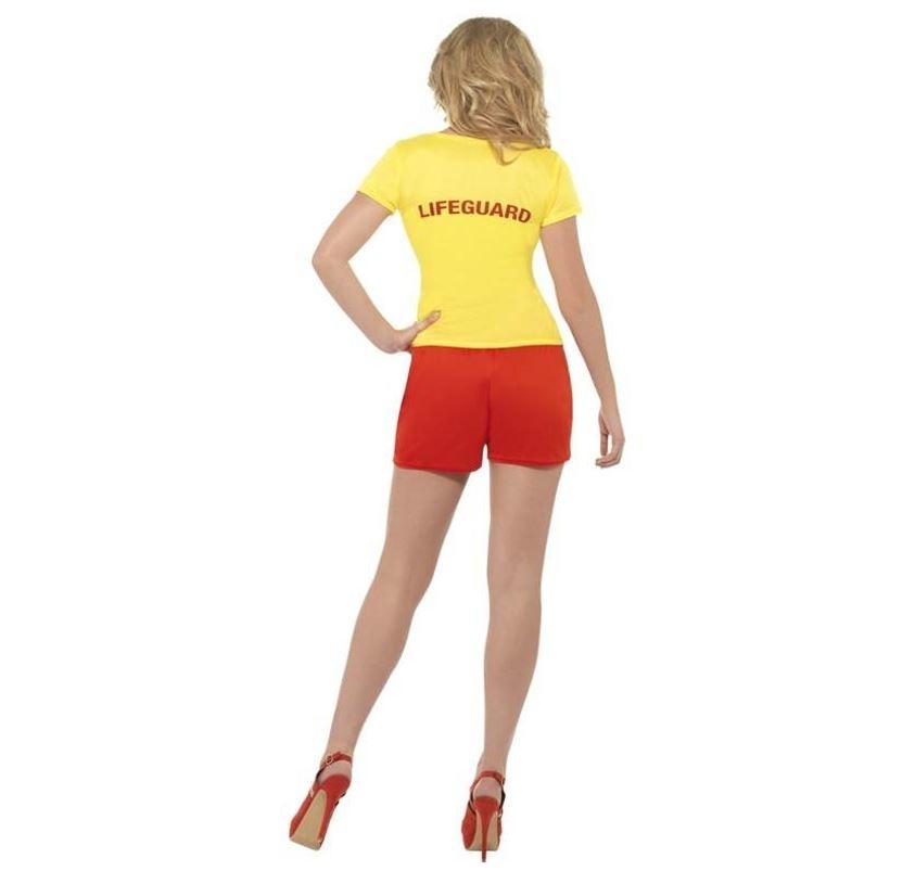 Baywatch Lifeguard Girl/ Redder | Dameskostuum