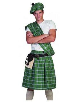 Highlander Schot/ Groen | Herenkostuum
