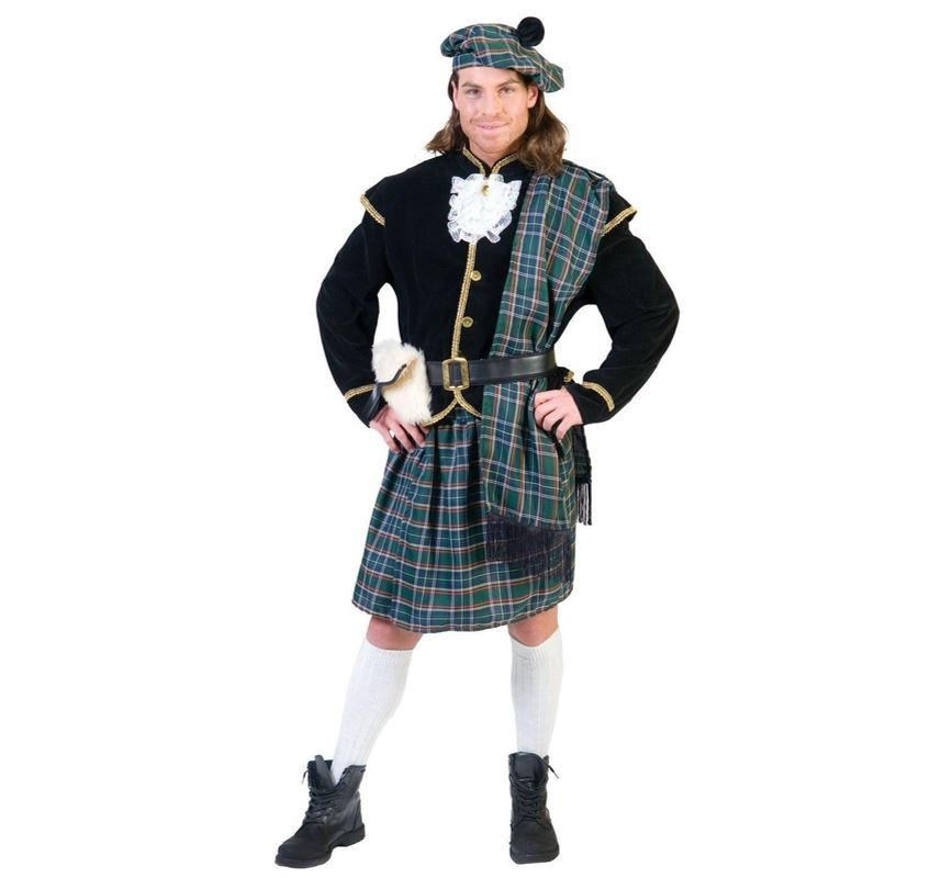Schotse Man/ Schotlander| Herenkostuum