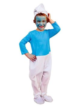Smurf | Kinderkostuum + Muts