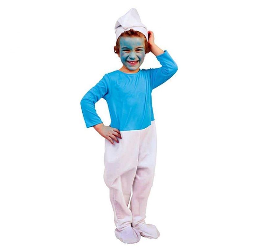 Smurf   Kinderkostuum + Muts