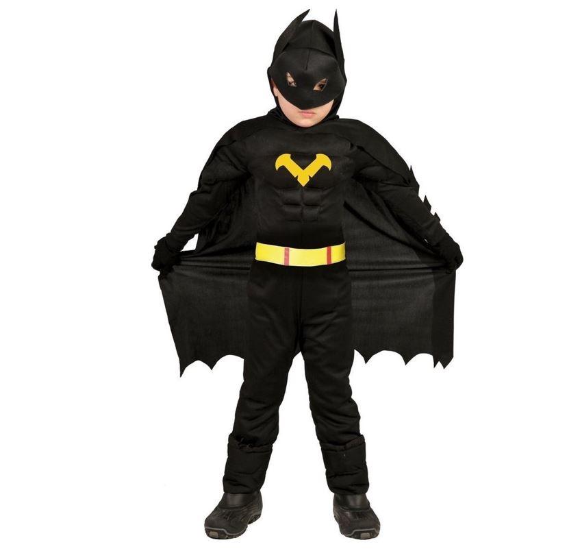 Batman Kinderkostuum   Dark Hero