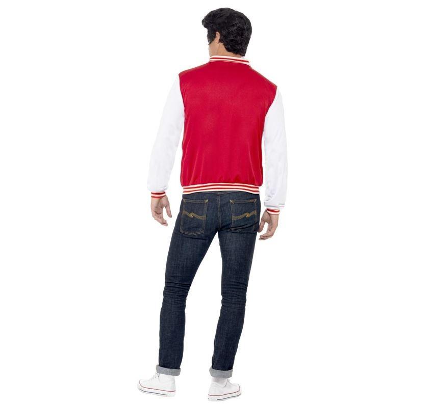 50's Jock Jacket | Amerikaanse Student Jasje