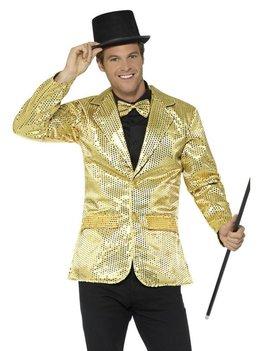 Disco Sequin Jacket | Pailletjas