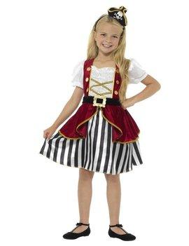 Deluxe Piratenmeisje | Kinderkostuum
