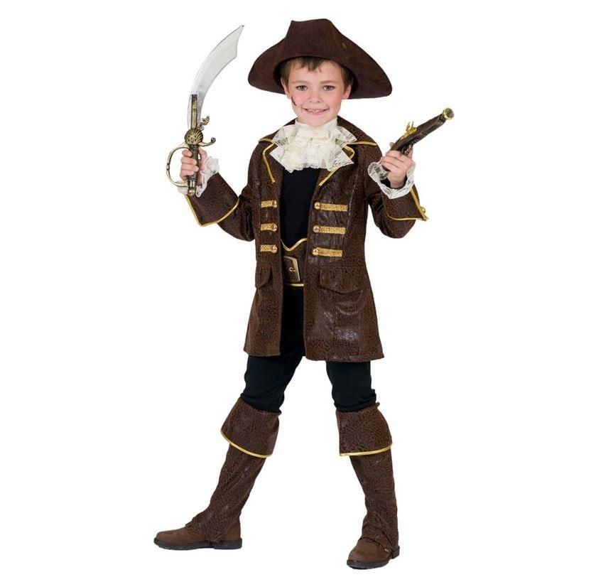 Kapitein/ Piraten Jongen | Kinderkostuum