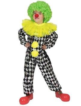 Clown Pepino Jumpsuit | Kinderkostuum