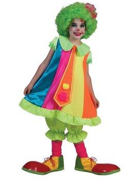 Clown Silly Billy Meisje | Kinderkostuum