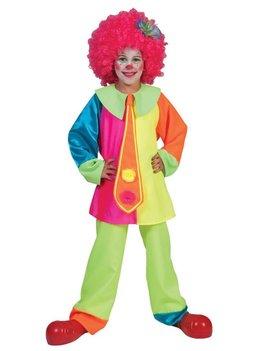 Clown Silly Billy Jongen | Kinderkostuum