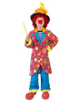 Sparkling Clown Jongen | Kinderkostuum
