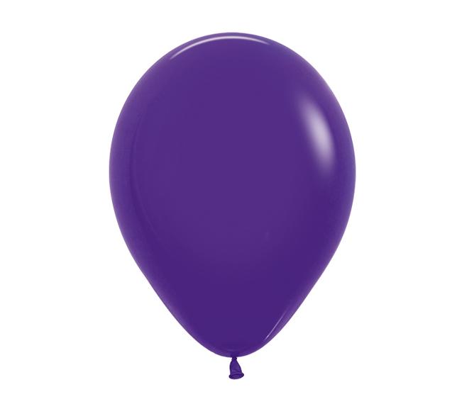 Paars | Ballonnen 12 Stuks