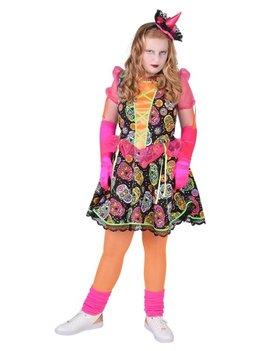 Los Muertos Kleedje Kinderkostuum | Halloweenkostuum