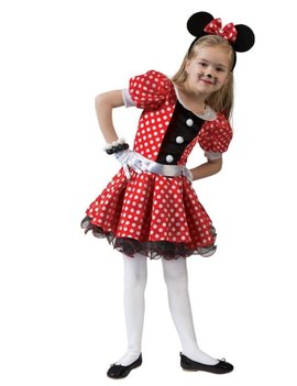Minnie Mouse Disney | Kinderkostuum