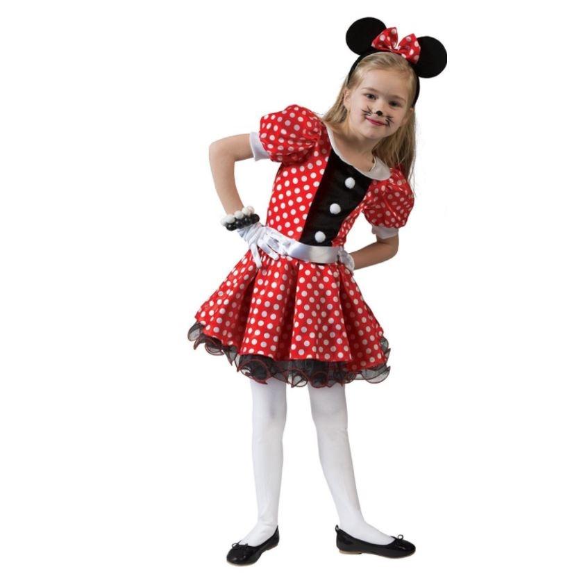 Minnie Mouse Disney | Kinderkostuum