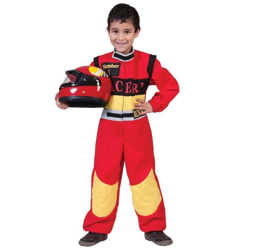 Racer / Race Piloot Kostuum   Kinderkostuum