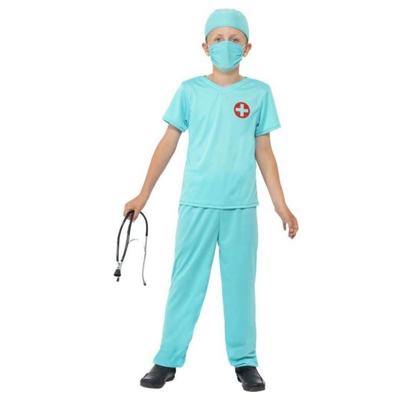 Verpleger/ Chirurg | Dokter | Kinderkostuum