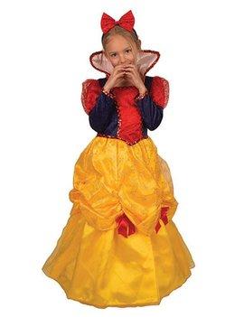 Prinses Sneeuwwitje Kinderkostuum | Fairytaile| Deluxe