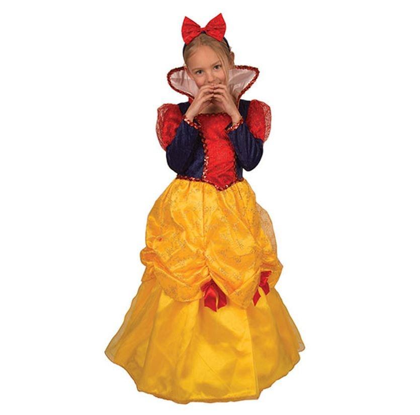 Prinses Sneeuwwitje Kinderkostuum | Fairytaile | Deluxe