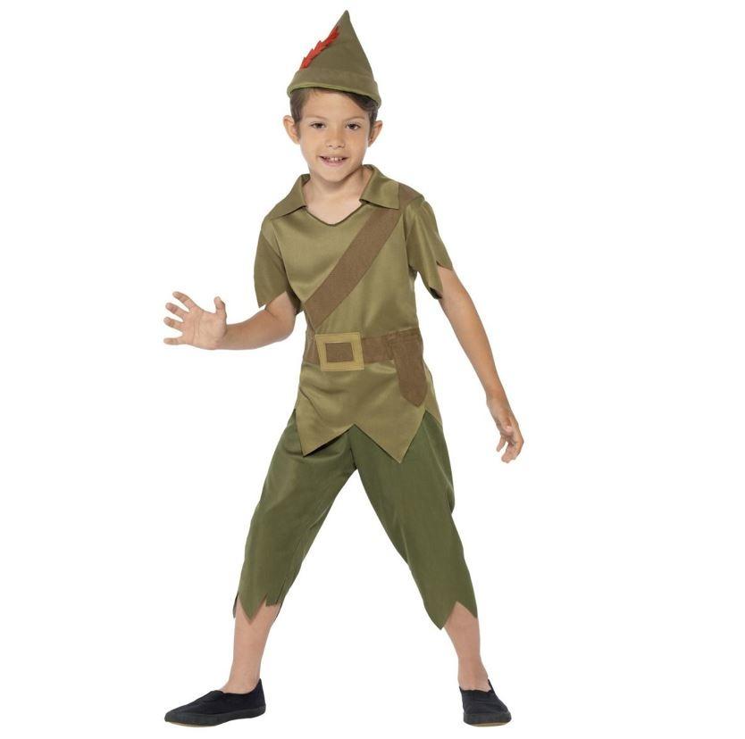 Robin Hood/ Peter Pan   Kinderkostuum