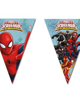 Vlaggenlijn Spiderman Warriors | 3 Meter
