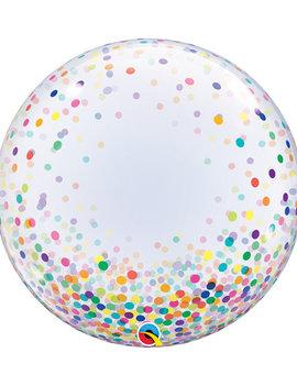 Bubble Ballon Confetti Dots | 60cm