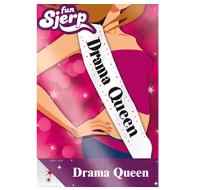 Funsjerp Sjerp | Drama Queen| One Size