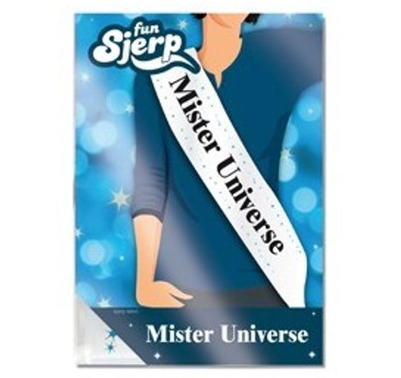 Funsjerp Sjerp | Mister Universe | One Size