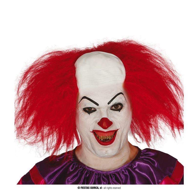 Horror Clown Pruik | Halloween