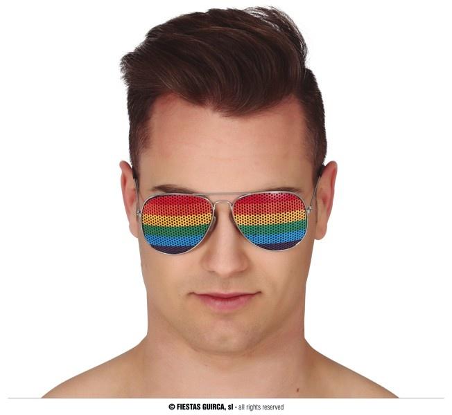Bril Rainbow   Regenboog