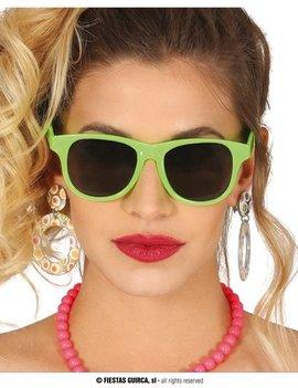 Fluo Bril | Flashy Neon Groen
