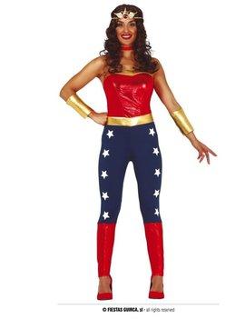 Wonder Woman Kostuum |  Dameskostuum | Superheldin