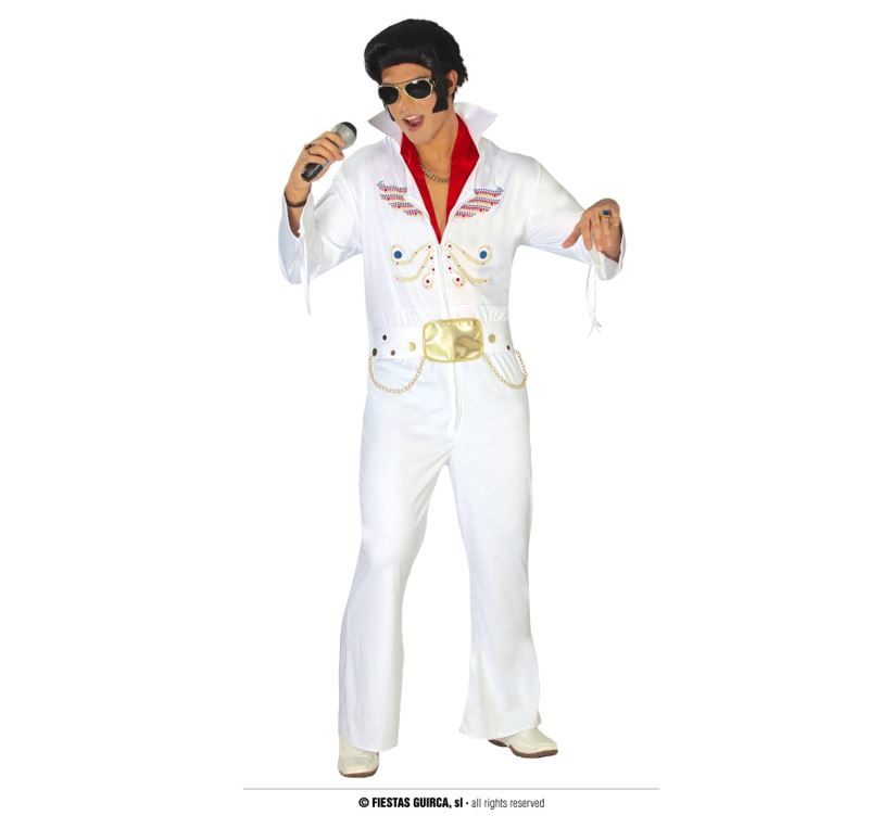 Elvis Presley Deluxe Kostuum | Herenkostuum