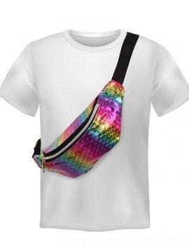 Heuptasje Rainbow | Regenboog