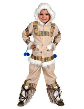 Eskimo Bambino | Kinderkostuum