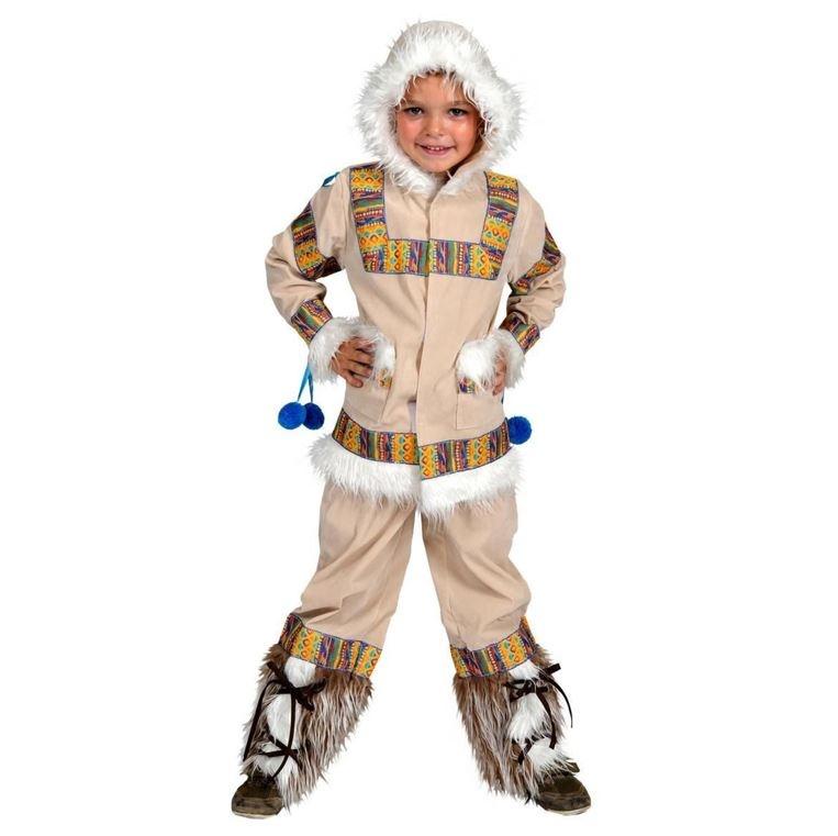 Eskimo Bambino   Kinderkostuum