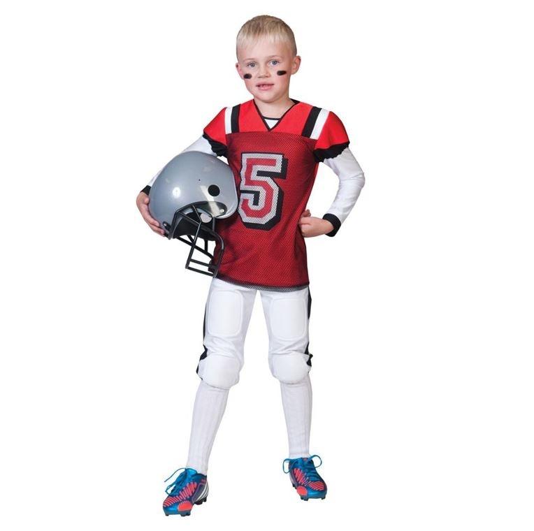 Amerikaanse Voetbalspeler | Kinderkostuum
