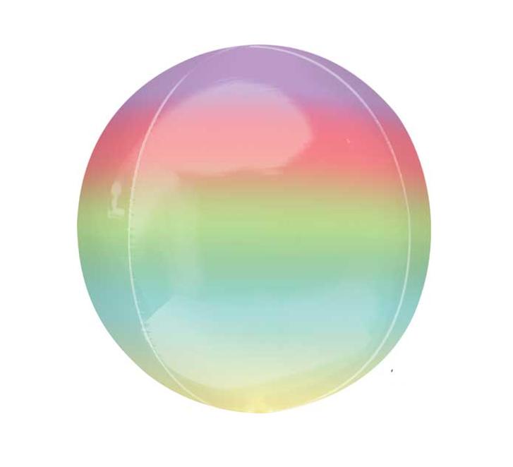 Orbz Rainbow Ballon   38cm
