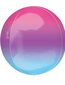 Orbz  Paars/ Blauw Ballon | 38cm
