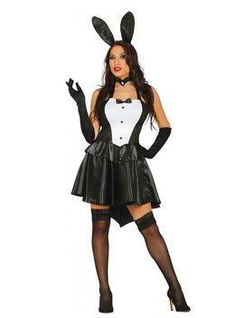 Sexy Bunny Playboy Kostuum | Konijn