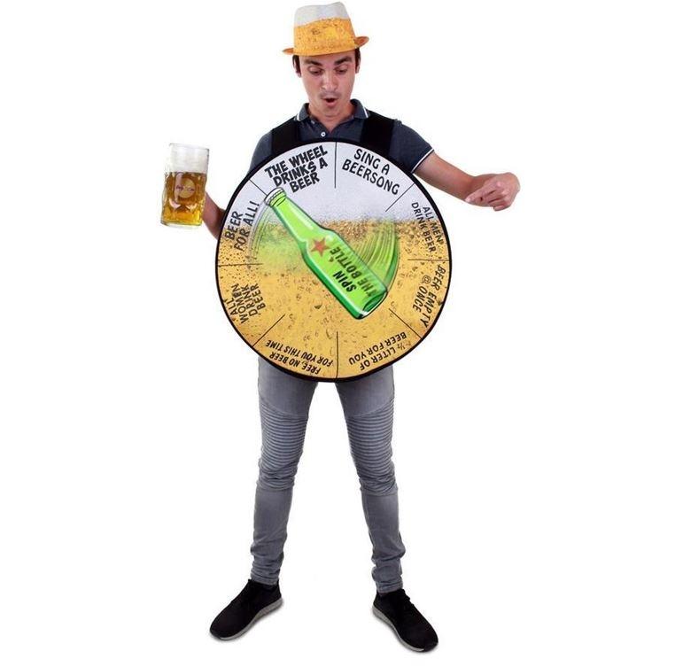 'Rad Van Het Bier' Kostuum | Funny