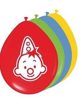 Ballonnen Bumba 8 Stuks