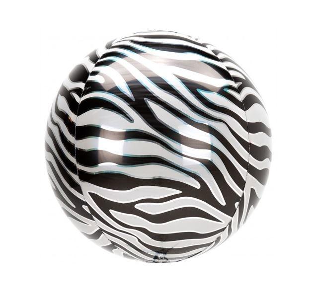 Orbz Zebra | Ballon 38cm
