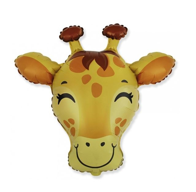 Giraf Folieballon   68cm