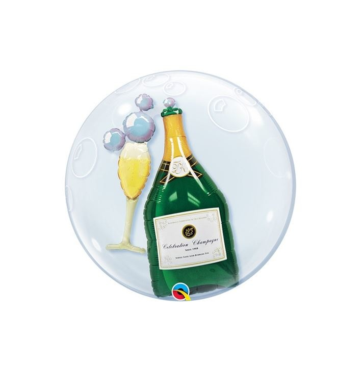 Bubble Champagne | Ballon - 61cm