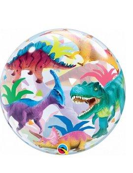 Bubble Dinosaurus   Ballon - 55cm