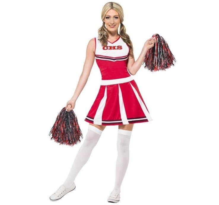 Cheerleader Girl | Dameskostuum