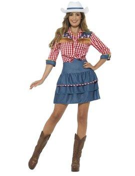 Cowboy Doll Sexy   Dameskostuum