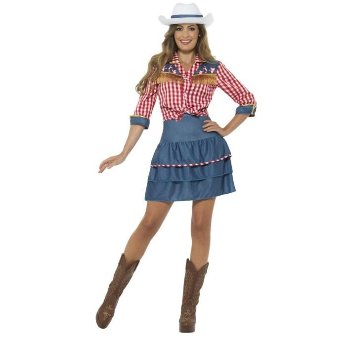 Cowboy Doll Sexy | Dameskostuum